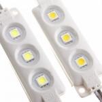 LED moduliai reklamos gamybai. Geriausi LED moduliai. Ryškiausi LED moduliai reklamai.
