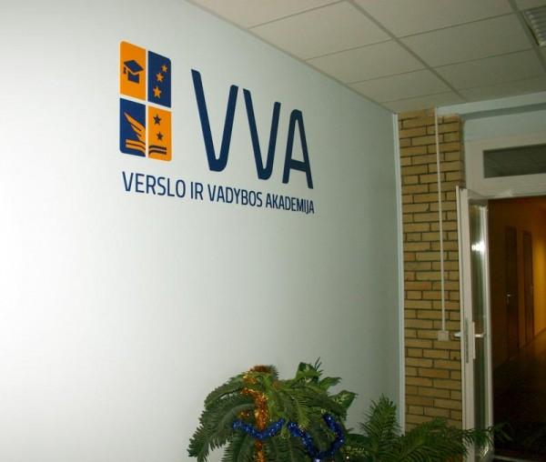 Tūrinių raidžių gamyba VVA