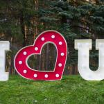 LOVE-raides-nuoma vestuvems